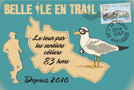 Belle-île en trail